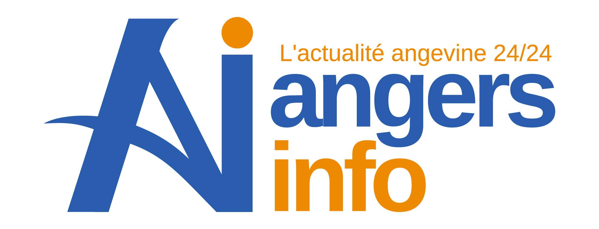"Création de logo ""Angers info"""