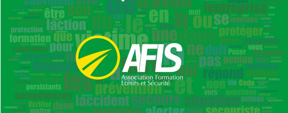 """Lancement du site internet de """"AFLS""""."""