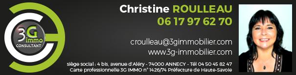 SIGNATURE DE MAIL 3 G IMMO ROULLEAU