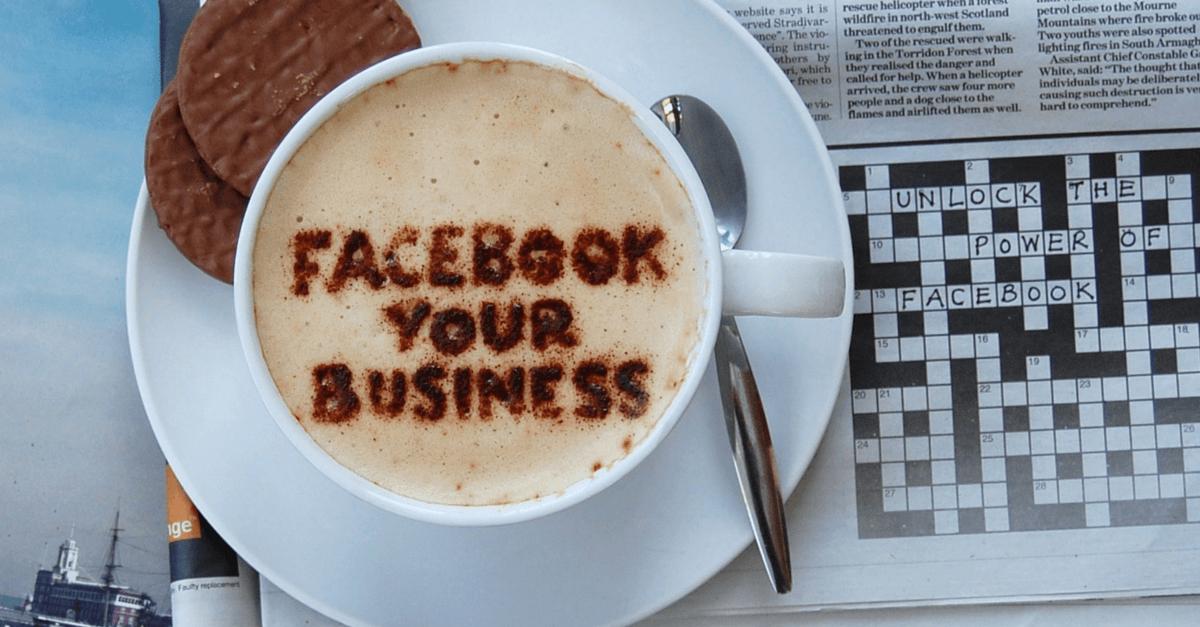 Pourquoi votre entreprise a besoin d'une page Facebook?