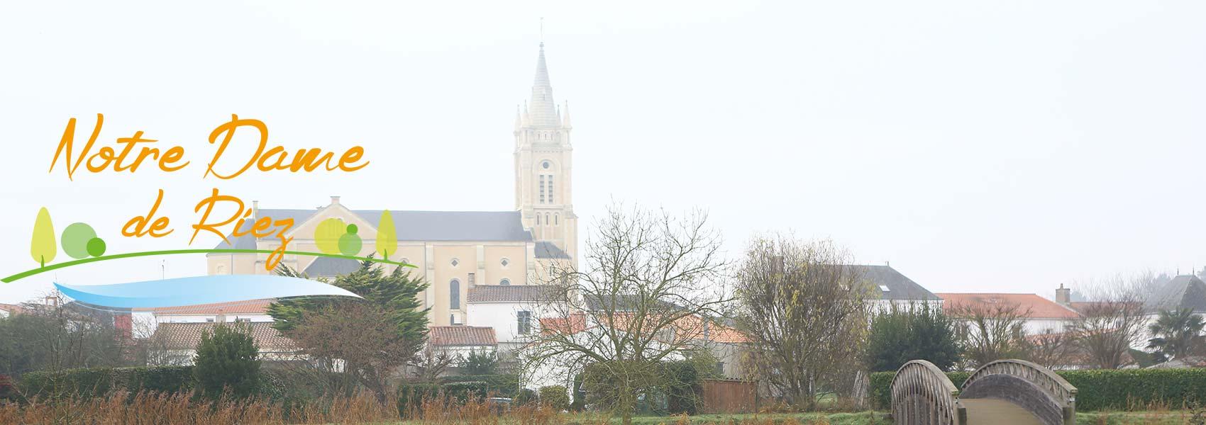 Mairie de Notre-Dame-de-Riez