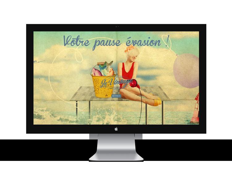 Création de site internet en Vendée pour le Vintage